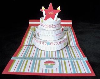 Cake Open Card1