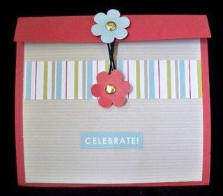 Cake Closed Card