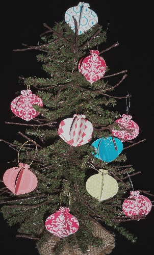 3DPunched OrnamentTree