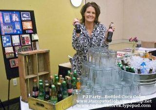 PjParty Coca Colas