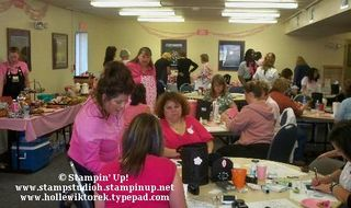Stampinfor Cure Event1