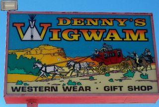 Kanab Dennys Wigwam