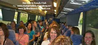 Kanab Bus Ride
