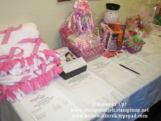 Stampinfor Cure SilentAuction1