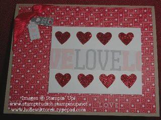 LoveLoveLoveCard