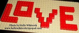 LegoLoveWord