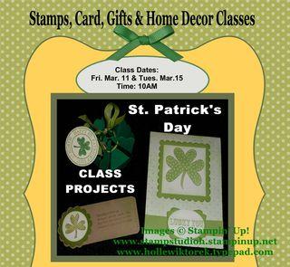 St.PatricksDayProjectClass