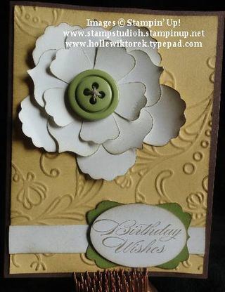 BirthdayWishesFunFlowerCard