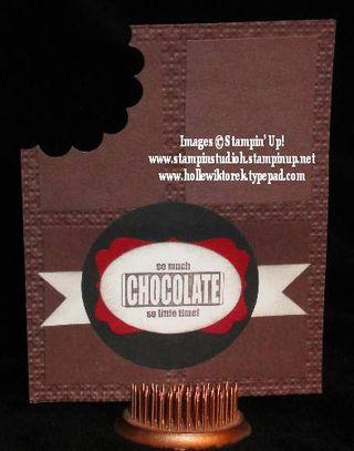 ChocolateBarCard