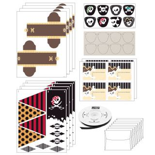 Pirate Party Kit116213L