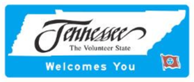 Welcome Sign TN