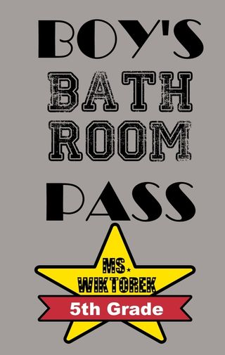 BoysBathroomPass