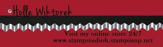 Blog Entry Signature