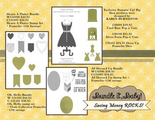 Bundles in Spring Catalog