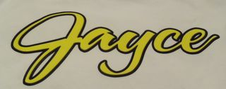 Jayce Shirt Name