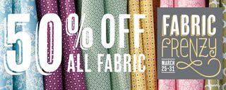 Fabric Frenzy