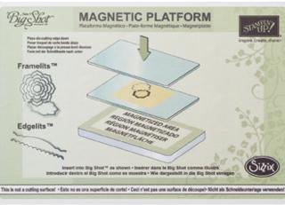 130658L Magnetic Platform