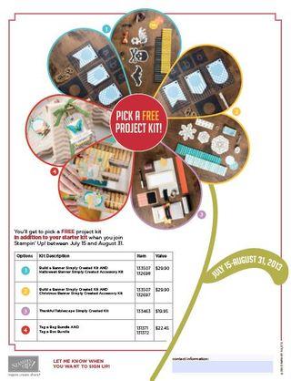 Free Kit Revruit Offer