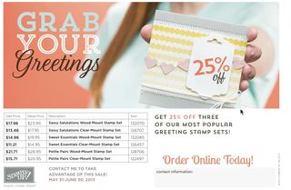 GrabYourGreetings June Promo 2013