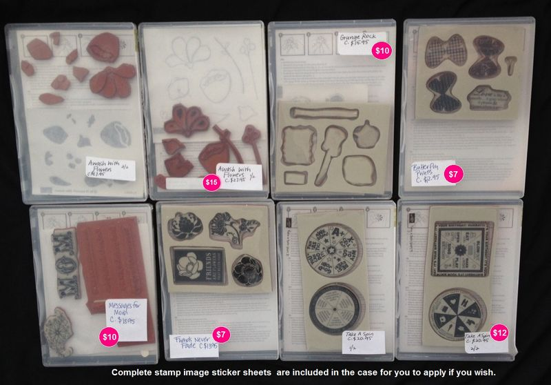 ClearStampSets.SUA