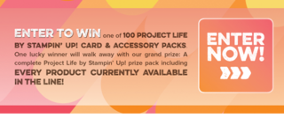 Enter to Win.SUProject Life Giveaway
